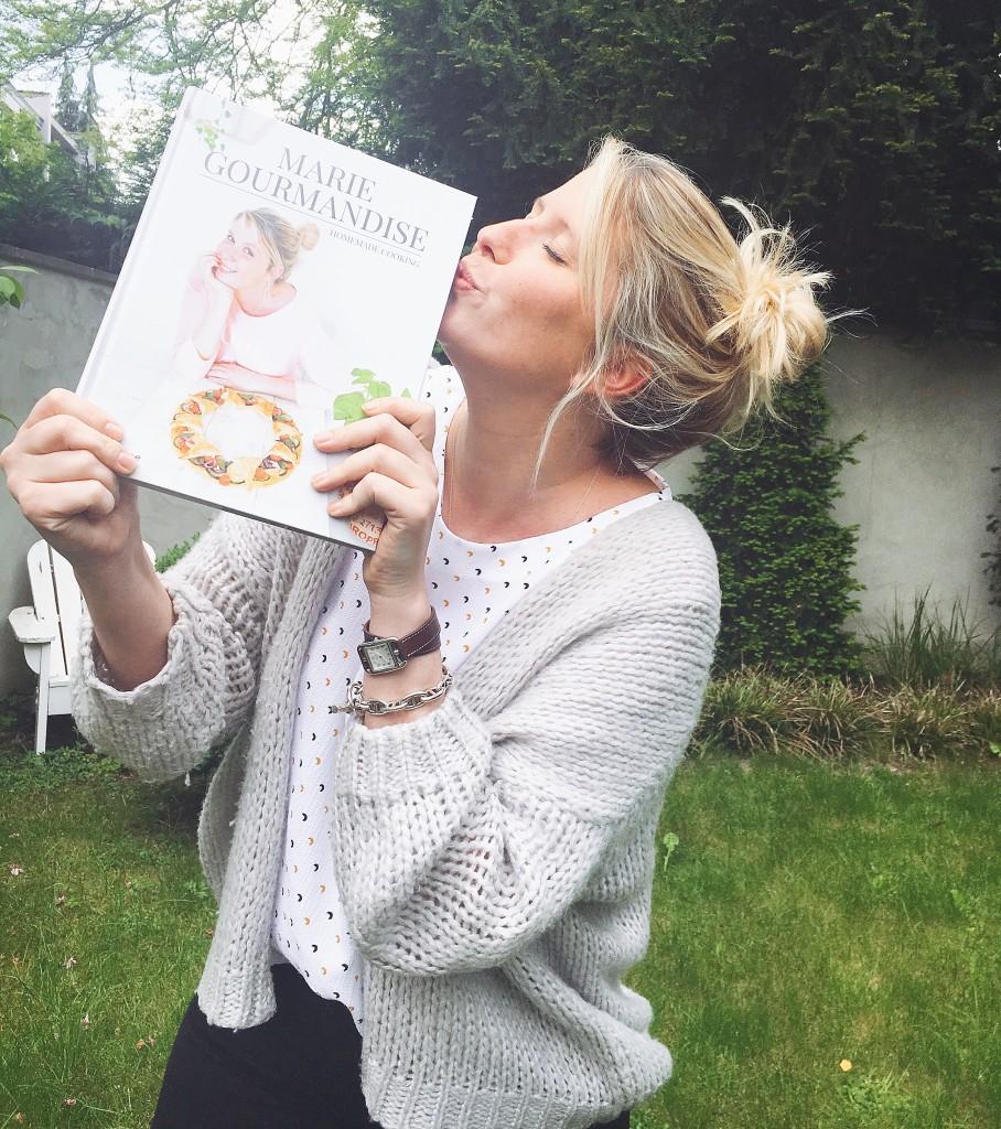 Marie Gourmandise Book