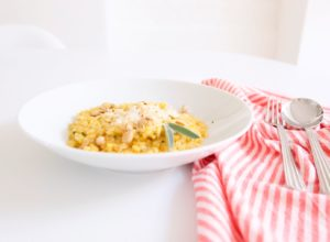 risotto butternut marie gourmandise